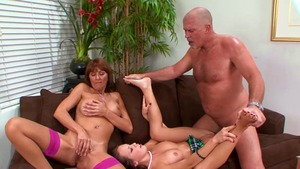 Haley Sweet group sex