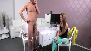 Gina Devine and Ben English porno