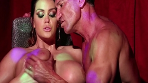 Rough sex together with tall BBW Alison Tyler