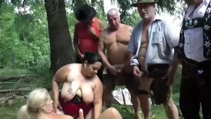 Hard ramming escorted by shaved german blonde hair