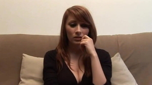 French beurette Roxy Carter dick sucking