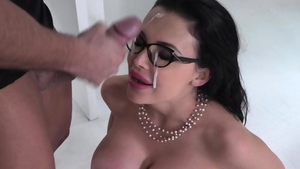 Slamming hard with big butt pornstar