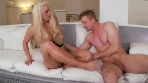 Holly Heart cock sucking sex video