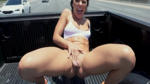 Hairy Adriana Chechik cowgirl sex sex video