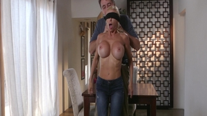 Alexis Fawx is really large tits mature