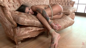 Bonnie Rotten playing with sex toys XXX