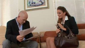 Allie Haze is really natural couple