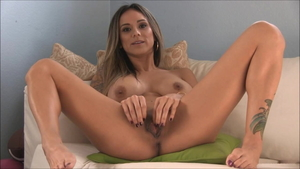 Fingering together with american stepmom Nadia Styles