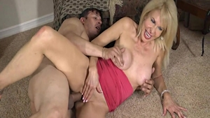 Hard nailed rough along with blonde babe Lauren Love