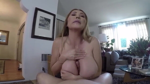 Raw sex together with huge tits british mature