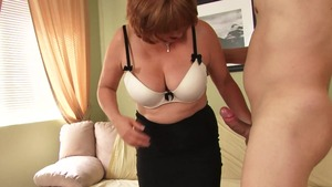 Whore goes in for hard fucking