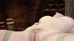 Blonde hair Penny Pax submissive sex with toys