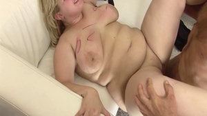 Huge tits german blonde haired digs sex scene