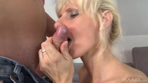 Young mature feels the need for hard slamming HD
