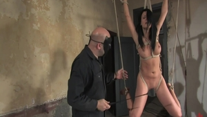 BDSM along with big tits babe Victoria Sin