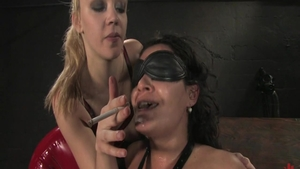 Charley Chase agrees to hard ramming