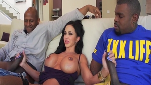 Huge boobs Jewels Jade fucked in the ass sex tape
