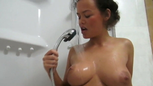 Czech orgasm at the audition HD