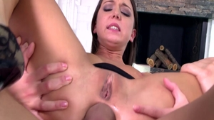 Foxy Di together with Christian Clay blowjobs