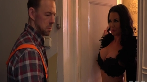 Ramming hard together with MILF Veronica Avluv
