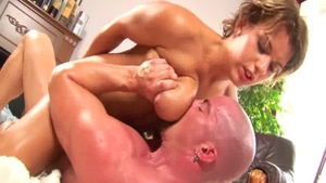 Super sexy MILF wishes for plowing hard