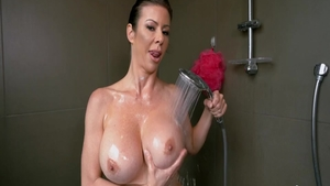 Sexy babe Alexis Fawx hardcore pussy eating sucking cock in HD