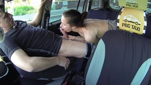 Hard pounding escorted by amateur Samantha Bee