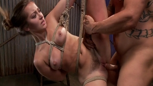 Teen chick Dani Daniels BDSM porn HD