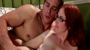 Babe Penny Pax wearing glasses experience ass pounded