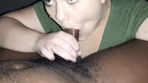 Getting a facial starring amateur