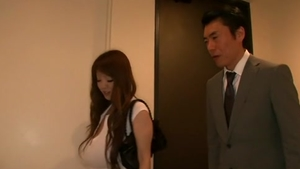 Fingering XXX together with large tits censored Hitomi Tanaka