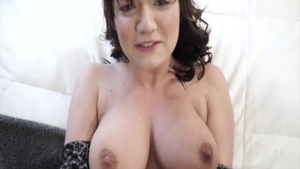 Charlotte Cross is really large boobs crossdresser