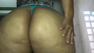 Big ass latina pawg goes for hard pounding in HD
