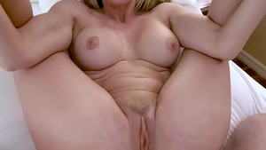 Fantasy plowing hard escorted by huge tits stepmom Cory Chase