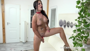 MILF Isabel Dark sex with toys sex tape HD