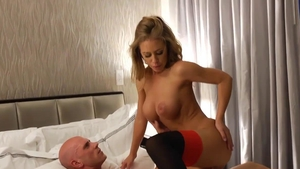 Nicole Aniston getting smashed very nicely