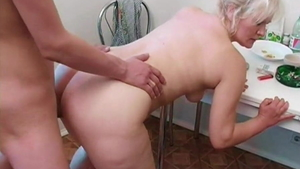 Real sex with alternative russian blonde hair