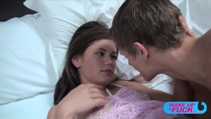 Flat chest Little Caprice sex with toys porno