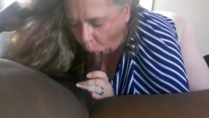 MILF cum swallowing HD