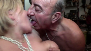 Large tits mature raw group sex at the party HD