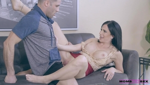 Large boobs cougar hardcore cowgirl sex