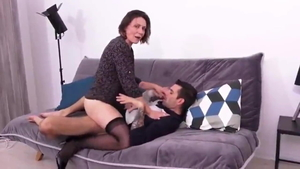 Nailed rough with MILF