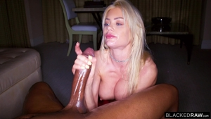 Raw plowing hard alongside Riley Steele