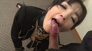 Hairy japanese mature anal sex HD