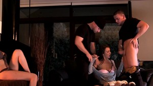 Roxy taggart group sex