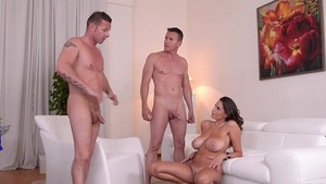 Good fucking escorted by busty mature Sensual Jane