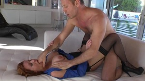 Hard fucking with Veronica Avluv starring John Strong