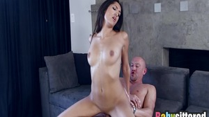 Thick Chloe Amour has a passion for loud sex