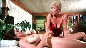 Kay Parker and Ron Jeremy cock sucking