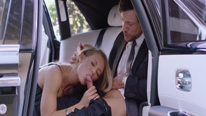 Real sex escorted by young babe Nicole Aniston